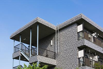 家賃の維持が可能になる高い建築価値